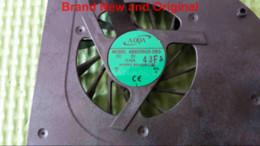 2019 avc 12v dc fan Novo e Original CPU cooler para LG R590 R580 laptop cpu cooler ventilador de refrigeração AB8205UX-DB3 QL4D