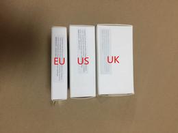 cargadores inalámbricos baratos Rebajas 100 unids / lote OEM Calidad 5W 5V 1A EE. UU./UE / Reino Unido Enchufe USB Adaptador de corriente AC Cargador de pared Adaptador de carga A1385 A1400 A1399 Con caja al por menor