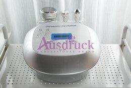 Canada 2015 mise à jour de la machine de cavitation par ultrasons cheap cavitation ultrasound facial machine Offre