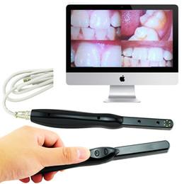 Wholesale Dental Intra Oral - 2015 New Dental HD USB 2.0 Intra Oral Camera 6 Mega Pixels 6-LED Clear Image