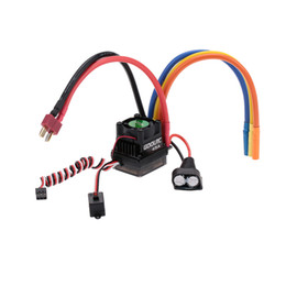 Wholesale Esc For Car - GoolRC 45A Splash-Proof Brushless ESC Electronic Speed Controller for 1 10 RC Car order<$18no track