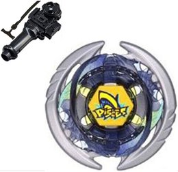 Wholesale Chinese New Year Toys - New 2015 Metal Fight BB-57 Thermal Pisces T125ES Beyblade 4D chinese year Toys Beyblade-Launchers l-drago peonza juguetes