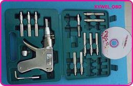 pistola de seleção de bloqueio de covinhas Desconto Frete grátis Dimple Bloqueio Bump Gun Auto Door Lock Locker Lock Pick Tools