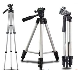 Wholesale Camera Mounting - Universal Digital Portable Aluminum Standing Tripod Mount for Camera Camcorder