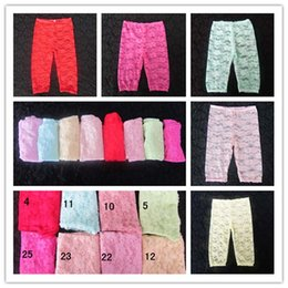 Wholesale Kid Winter Pant Korean - 2015 Spring Autumn Children Lace Leggings Korean lacework pure cotton Girls Tights Pants Kids Leggings Pants B001