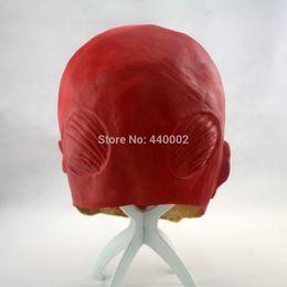 Wholesale Giant Advanced - Wholesale-Free Shipping Attack on Titan Cosplay Mask Shingeki no Kyojin Ferocious Giant Mask Advancing Titans Halloween Film Props