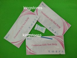 Wholesale One Step Ovulation Test Wholesale - High quality FDA Approved One Step ovulation test with free shipping 2000pcs per LOT by DHL
