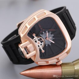 Wholesale Small Seconds Watch - 2018 military sports Men's watch, Small needle run seconds, DIVER'S FIRENZE 1860