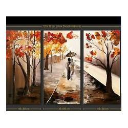 "Wholesale Intimate Lover - Impressive Modern Abstract Art Oil Painting Canvas ""Intimate lover"" No Frame"