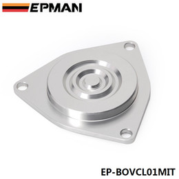 Wholesale EPMAN High Quality Auto Turbo Bypass Valve Blanking Plate For Mitsubishi CBV Block Off Plate EP BOVCL01MIT