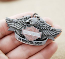 Wholesale Motorcycle Gift Metal - Men's Motorcycle Key Chain Trinket Llaveros Keychain High Quality Car Keyring Key Ring Holder For Men Jewelry Gift Souvenirs