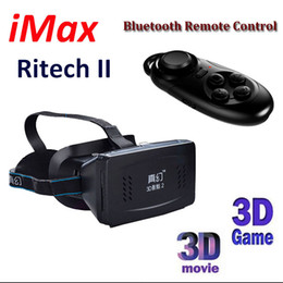 Wholesale Generations Small - True magic 2 generation of 3 d shadow chief Small curtilage mirror mobile 3 d virtual reality goggles storm Google cardboard
