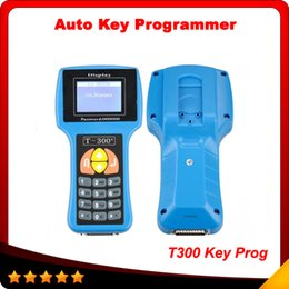 Wholesale Key Programmer For Vehicles - 2016 Updated Newest T300 Key Programmer V14.2 T-Code For Multi-Brand Vehicles T-300 Automan Programmer Key free shipping