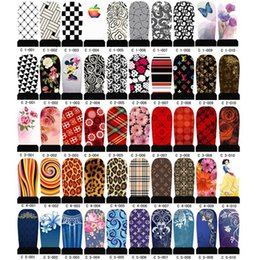 Wholesale halloween sticker nails - Nail Stickers All Nail art Water transfer printing sticker Free Shipping