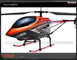 Wholesale Large Helicopters Remote - Wholesale-Free shipping new 3.5 channels ALLOY 60cm ultra large remote control aircraft gyroscope resistance to helicopters model toy