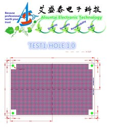 Wholesale Circuit Board Testing - Test Hole 1.0 Printed circuit board, High Quality multifunctional Hole 160*100 millimeter,TEST PCB Copper thickness:2OZ