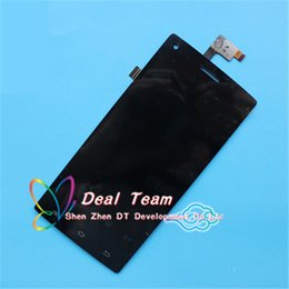Wholesale Thl W11 Free Shipping - Wholesale-100% original W11 LCD Display + Digitizer Touch Screen assembly For THL W11 Free shipping in stock!!!!