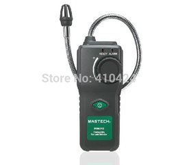 Wholesale Combustible Gas Alarm Detector - MASTECH MS6310 Portable Combustible Gas Leak Detector Natural Gas Propane Gas Analyzer With Sound Light Alarm order<$18no track