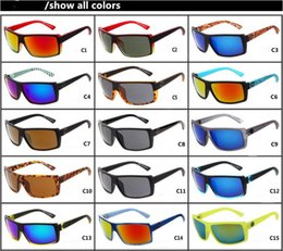 Wholesale Unisex Shades - HOT SALE summer GOGGLE SNARK Sunglasses UV400 protection Sun glasses men women Sunglasses unisex Sun Shade Sunglasses VZ005 A+++ with box