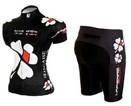 Argentina Mangas cortas y juegos de ciclismo para mujer de 2015 Conjuntos de ciclismo al aire libre Ropa para mujer jersey cheap women cycling jersey shorts set Suministro