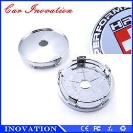 Wholesale Vw Gti Wheels - New Fashion Decorated with 8 LED Daytime Running Light Car Wheel Center Cap For VW HRE