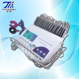 Wholesale Electro Muscle Stimulator - 10 channels electro muscle stimulator infrared ems physiotherapy equipment TM-502B