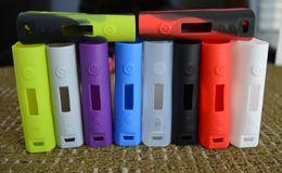 Силиконовый чехол Subox мини Силиконовая сумка красочные резиновый рукав защитный чехол силикагель кожи для kanger subox мини 50 Вт коробка мод DHL бесплатно от