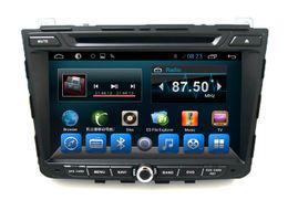 Wholesale Mobile Tv Receivers - 2-DIN CD Receiver Hyundai IX25 2014 2015 Car Dvd Players Radio Bluetooth Wifi TV 3G Touchscreen