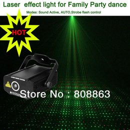 Wholesale Laser Show System Mini - 2015 new version mini R&G cool Laser party Stage light DJ Club Stage Wedding DANCE bar Disco club light show system p1 free ship
