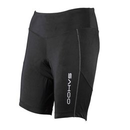 Wholesale Woman Coolmax Cycling Underwear - Wholesale-ROSWHEEL Original Women's Cycling Shorts Riding Bicycle Bike 3D Padded Coolmax Gel Shorts Tights Underwear Fitness Clothes