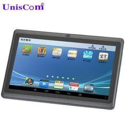 Wholesale Computer Screens China - 7 inch Quad 1GB ROM 8GB gaoqingbing Bluetooth WIFI tablet computer