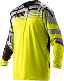Wholesale Fox Clothing Men - Fox Motorcycle Jerseys 2017 Moto XC Motorcycle Summer Mountain Bike Motocross Jersey XC BMX DH MTB T Shirt Clothes
