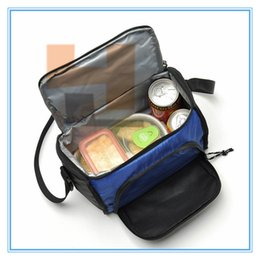 Wholesale Incubator Wholesale - Wholesale-Free shipping Leakproof thick ice pack   incubator   lunch bag   cooler bag 2pcs