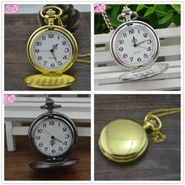 Мода 3colors кварцевые часы ожерелье цепь бронзовые карманные часы R054 от Поставщики чудо супергероя подарки