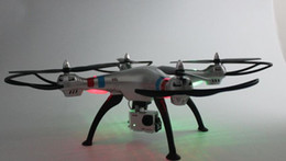 Wholesale Gyro Remote - Original Syma X8G 2.4G 6 Axis Gyro 4CH RC Quadcopter Headless mode Professional Drones with 5MP Camera helicopter Helicopter