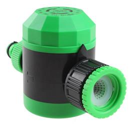 riego con temporizador de agua Rebajas Temporizador mecánico automático de la regadera del agua de la manguera de jardín 2 horas 5-120 Minutos Temporizador Temporizador del regulador de la irrigación