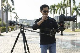 Wholesale Dslr Crane Jib - Portable DSLR Mini Jib Video Camera DV Crane Jibs Rocker Arm for 5D3 A7 GH4 5