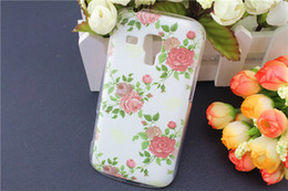 Wholesale S Duos S7562 Hard - Wholesale-High Quality Colorful Back Cover Case for Samsung Galaxy S Duos S7562 GT-S7562 7562 S7560 Cell Phones Hard Case Free Shipping