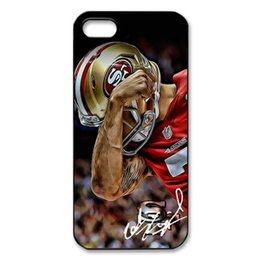 Wholesale Baseball Covers For Iphone - Wholesal Cool Baseball Player Hard Plastic Back Mobile Protective Phone Case Cover For iPhone 4 4S 5 5S 5C 6