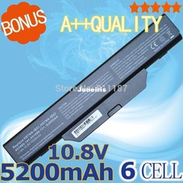 Wholesale Hp 6735s Battery - Powerful 5200mAH Battery for HP 550 For COMPAQ 510 511 610 615 Business Notebook 6720s 6730s 6735s 6820s 6830s 451085-141 451086-121