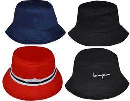Wholesale Wide Brim Baseball Cap - Basketball Sports Bucket Bucket hats baseball Bucket Hats mens Blacid Wash Denim Wide Brim Hats Football Outdoor sport Fisherman Caps
