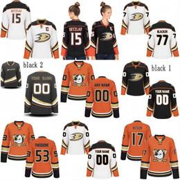 d42668660 Lady 1 Reto Berra 36 John Gibson 45 Sami Vatanen 30 Ryan Miller Anaheim  Ducks Women Custom Hockey Jerseys Cheap