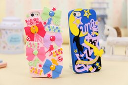 Wholesale Moon Cases - Fashion Sailor Moon Silicon Case for i phone 5 5S 6 cases Cute Beautiful Young Girls Cover for 5s covers Venus Mars Jupiterr