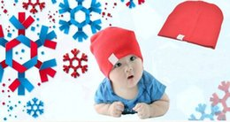 Wholesale Kawaii Winter Hats - Hot Unisex New Born Baby Boy Girl Kawaii Cute Soft Cotton Beanie Hat Soft Toddler Infant Caps Baby Accessories free shipping TY1235