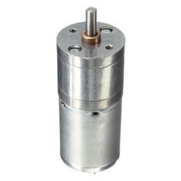 Wholesale Powerful Motors - Excellent Quality CE Certification 12V for DC 60RPM Powerful Torque Micro Speed Reduction Gear Box Motor Electric