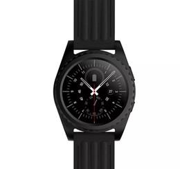 Smart Watch GS3 Soutien Bluetooth Appel Téléphonique Moniteur de Fréquence Cardiaque Fitness Tracker Montre de Sport Électronique Pour iOS Android Smart Phone ? partir de fabricateur