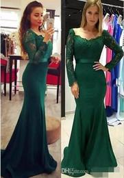 Wholesale Golden Sequin Prom Dress - Elegant A Line Sheer Neck Sequin Long Evening Dresses 2018 New Arrival Women elegant golden Formal Prom Gowns dinner Dress