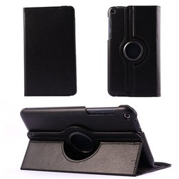 Wholesale Tablet Cover Case For Sale - Hot Sale 360 Rotating Flip PU Leather Stand Smart Tablet Cover Case For Asus FondPad 8 FE380CG