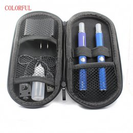 2019 caja de metal ego ce4 Kit de inicio de cigarrillos electrónicos EVod MT3 Kits con atomizador recargable Mt3 EVod batería 650mah 900mah 1100mah YA0820