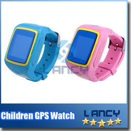 Wholesale Cheap Kids Camera - Cheap kids tracker watch TU01with voice monitoring,touch screen remote control massage,4.2v 450mah li-ion polymer battery watch